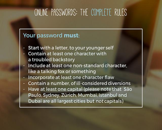 Hello, password management hell.